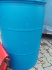 Gebrauchte 220 l Spundlochfässer