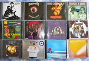 Über 200 CDs für einen