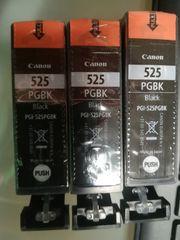 Canon PGI-525PGBK Druckerpatronen Schwaz original