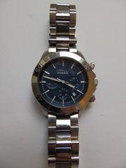 Fossil Armbanduhren Damen Herren Partnerlook