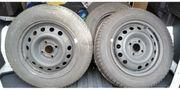 4 Reifen auf Felgen 175