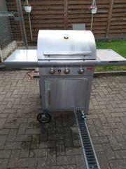 Gasgrill 3 flammig neuwertig barbecook