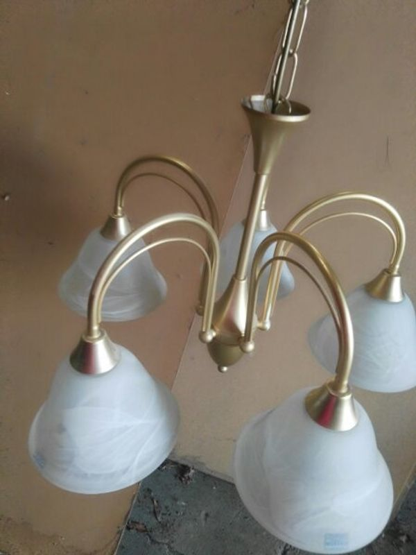 Murano Glas Hänge Lampe 70