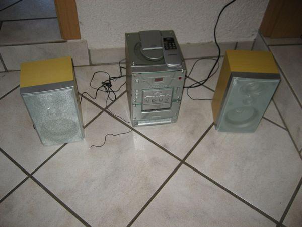 Kompaktanlage Orion MCT 590 Stereoanlage