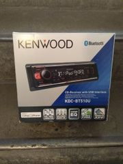 Kenwood kdc bt510u