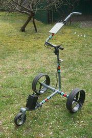 Racing Elektro Carbon Trolley