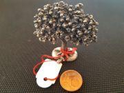 Miniatur Zinn-Baum
