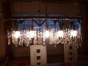 Stilvolle elegante Leuchte mit Leuchtmitteln