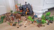 Playmobil Spieleset Steinzeit mit sehr