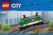 Lego 60198 Lok
