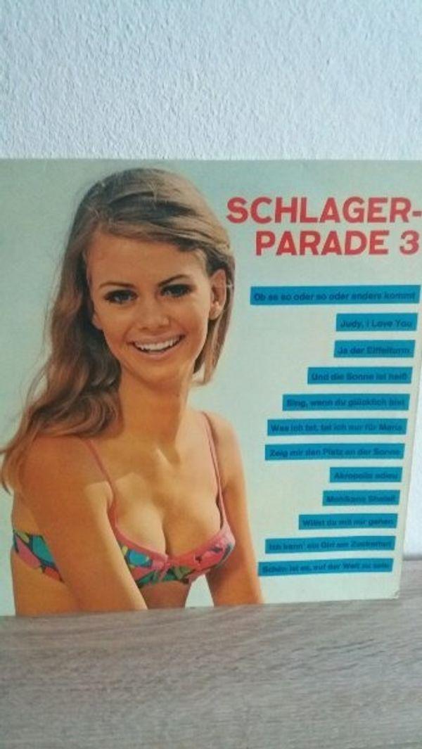 Schlager -Parade 3 Schallplatte