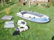 Angel-Schlauchboot Excursion 4
