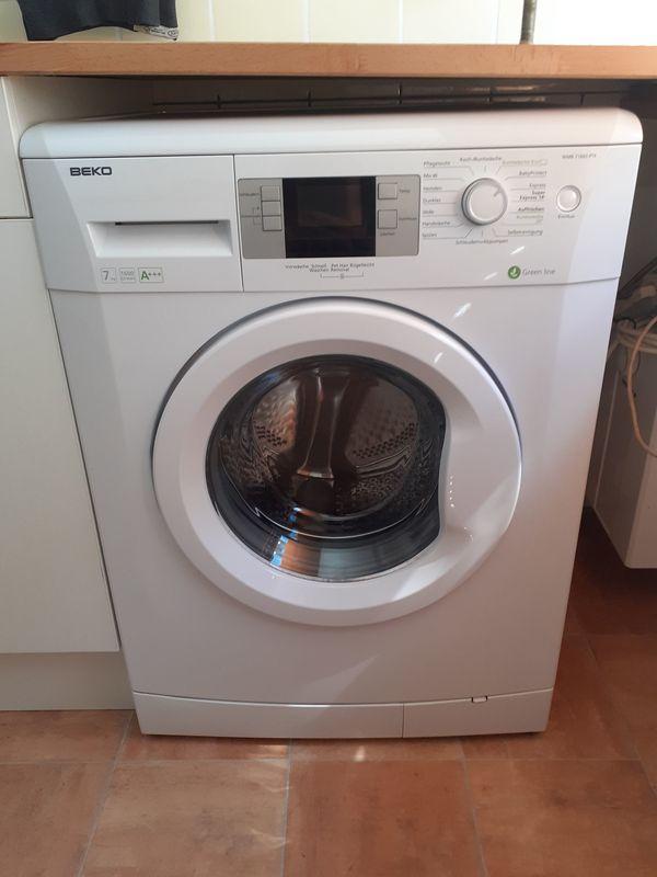 Waschmaschine BEKO 71643 PTE 7