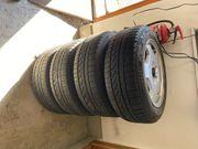Mercedes Reifen mit Felgen