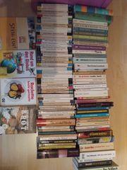 Bücher ca 125 Stück -s