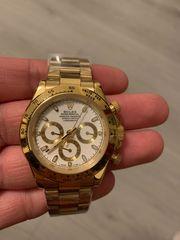 Rolex Automatik Daytona Gold Uhr