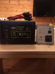 Inverter Wechselrichter 12 Volt - 220