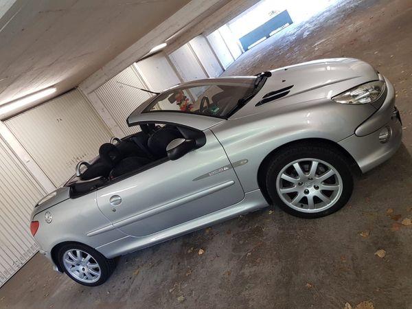 Peugeot 206 CC Quicksilver