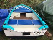 Angelboot Motorboot