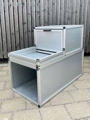 Kofferraumverbauung passend zu Hunde-Autobox