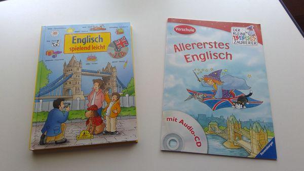 Kinder-Lern-Buch ENGLISCH spielend leicht m