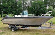 Kaasboll 19 Aluminiumboot
