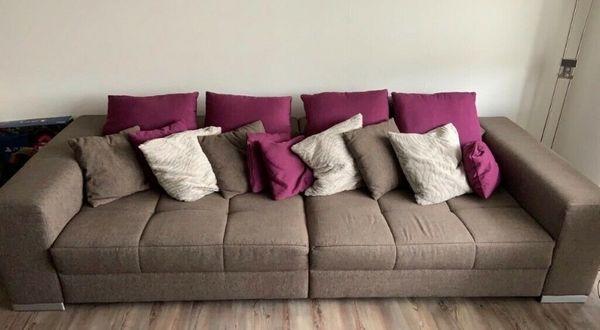 Gemütliches Sofa In Langenfeld Polster Sessel Couch Kaufen Und