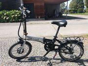E Bike Klappfahrrad