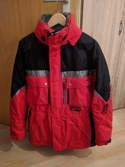 Verkaufe gebrauchte Ski Jacke wasserdicht
