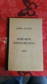 altes Buch das Wiener Kochbuch