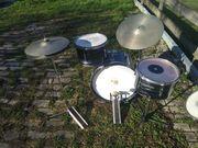 Vintage Olympic Drum Schlagzeug anf