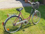 26 Zoll Damenfahrrad Fahrrad mit