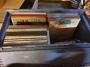 Schallplatten über 60 Stück
