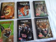 DVD Sammlung Natural Killer Tierdokus
