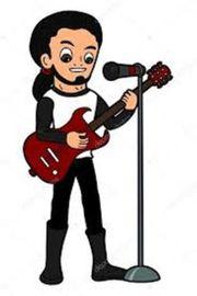 Gitarrist SUCHT Musiker od Band