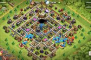 clash of Clans 2x 12er