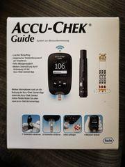 Neu und OVP Accu-Chek Guide