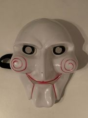 Saw Maske Horror Karneval Helloween