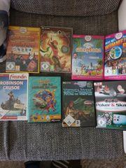 PC Spiele 8 Stück