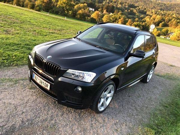 BMW X3 xDrive 20d Allrad