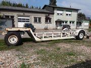LKW Anhänger Bootstrailer