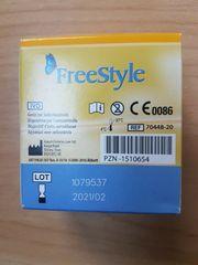 FreeStyle - 50 Blutzucker Teststreifen Abbott