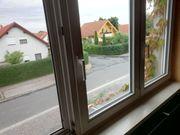 Fenster mit Rolläden