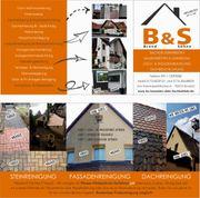 Dach - Fassadenreinigung