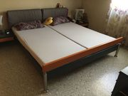 Interlübke Bett Modell SL 180x200