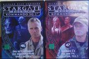 VERKAUFE KOMPLETTE STARGATE SG1 1-10