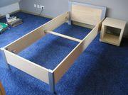 Einzel- Jugendbett 90x200 cm inkl