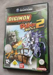 Nintendo Gamecube - Digimon Rumble Arena