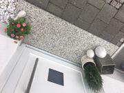 Granit Platte für den Eingang