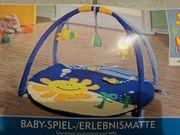 Baby-Spiel-Erlebnismatte